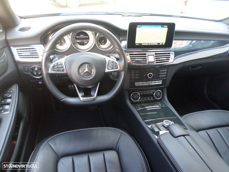 Mercedes-Benz CLS 220 d Shooting Brake AMG 9GTronic - 13