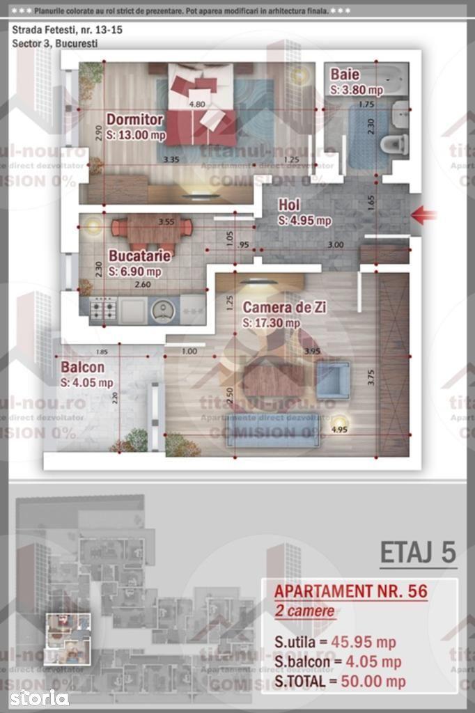 Apartament de vanzare, București (judet), Strada Ciucea - Foto 1