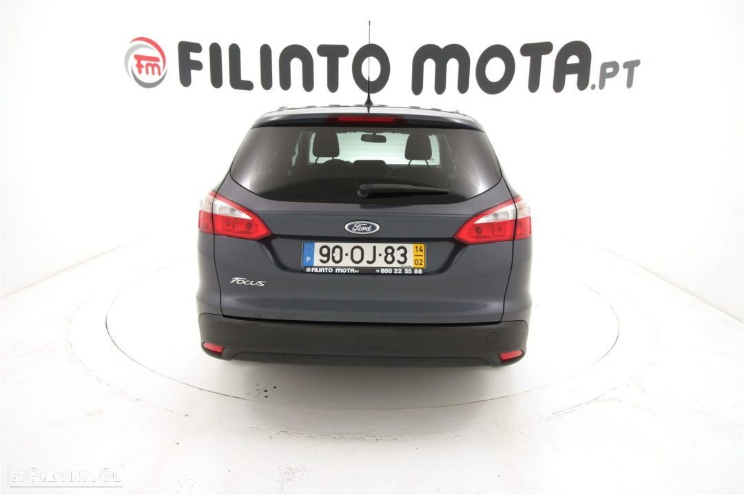 Ford Focus SW 1.6 TDCi Trend Easy - 9