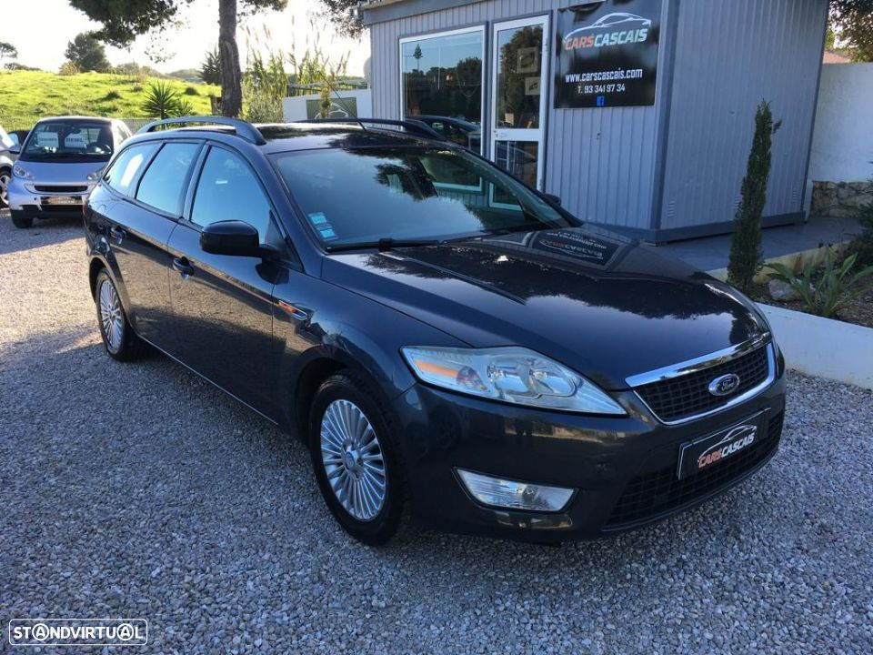 Ford Mondeo SW 1.8 - 3