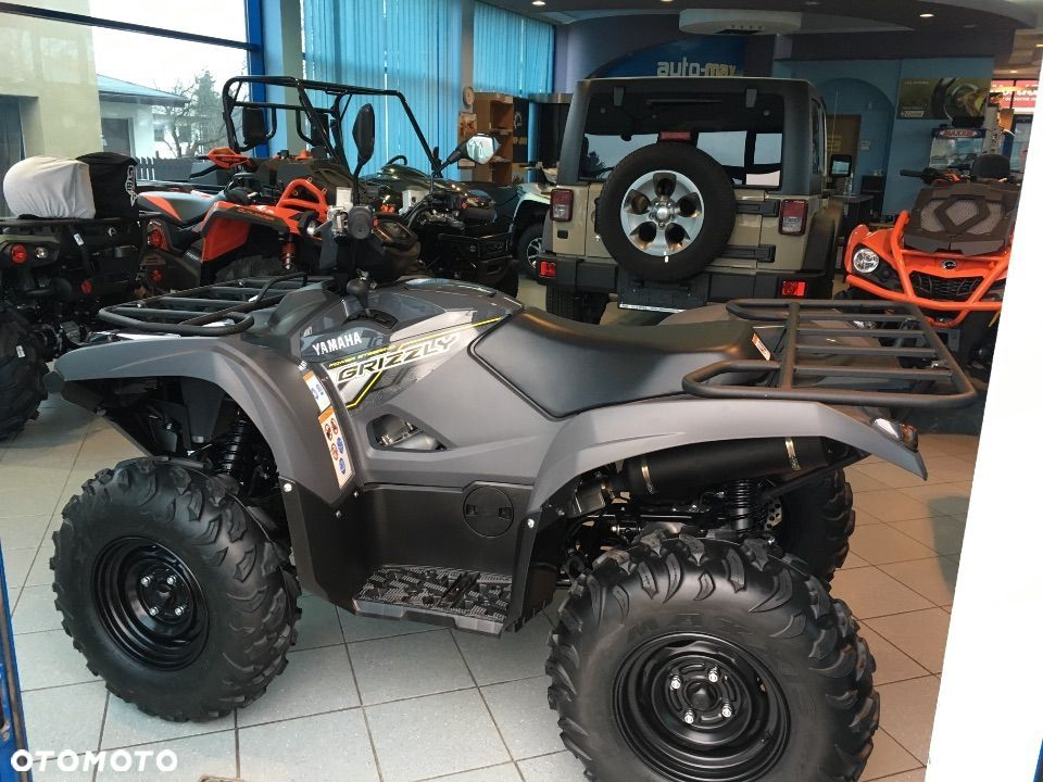 Yamaha Grizzly 700 EPS / NOWY Model 2019 / Rejestr. F.Vat / Raty Leasing / Tarnów - 3