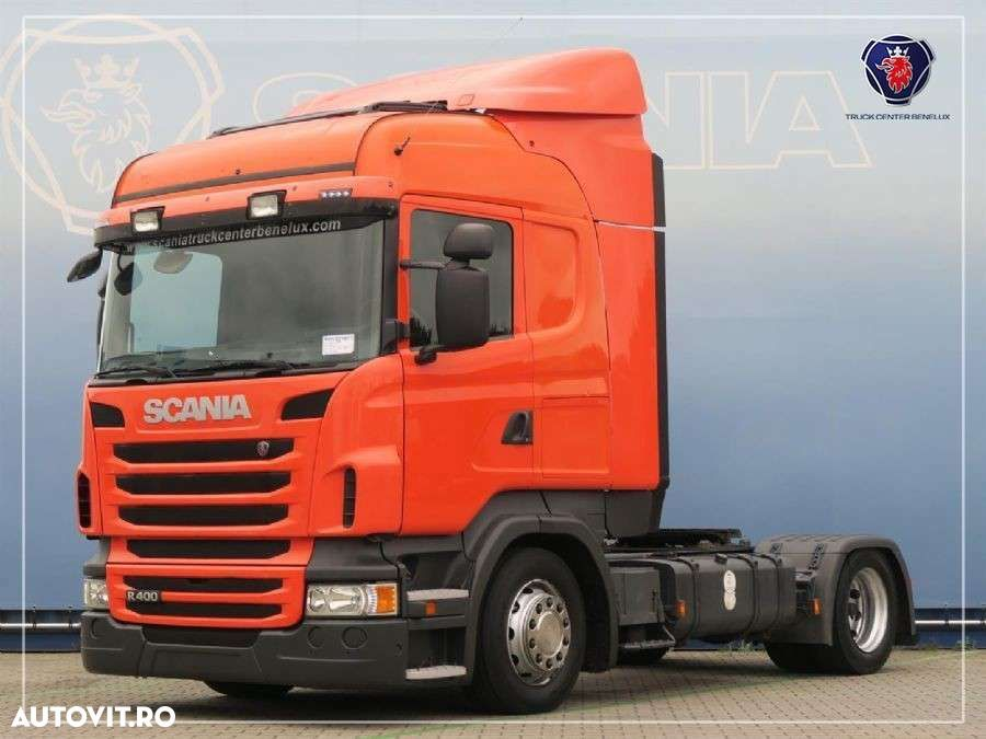 Scania R400 LA4x2MEB Low Deck - 1