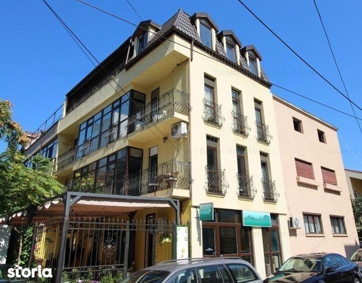 Spatiu Comercial de vanzare, București (judet), Bulevardul Banu Manta - Foto 1