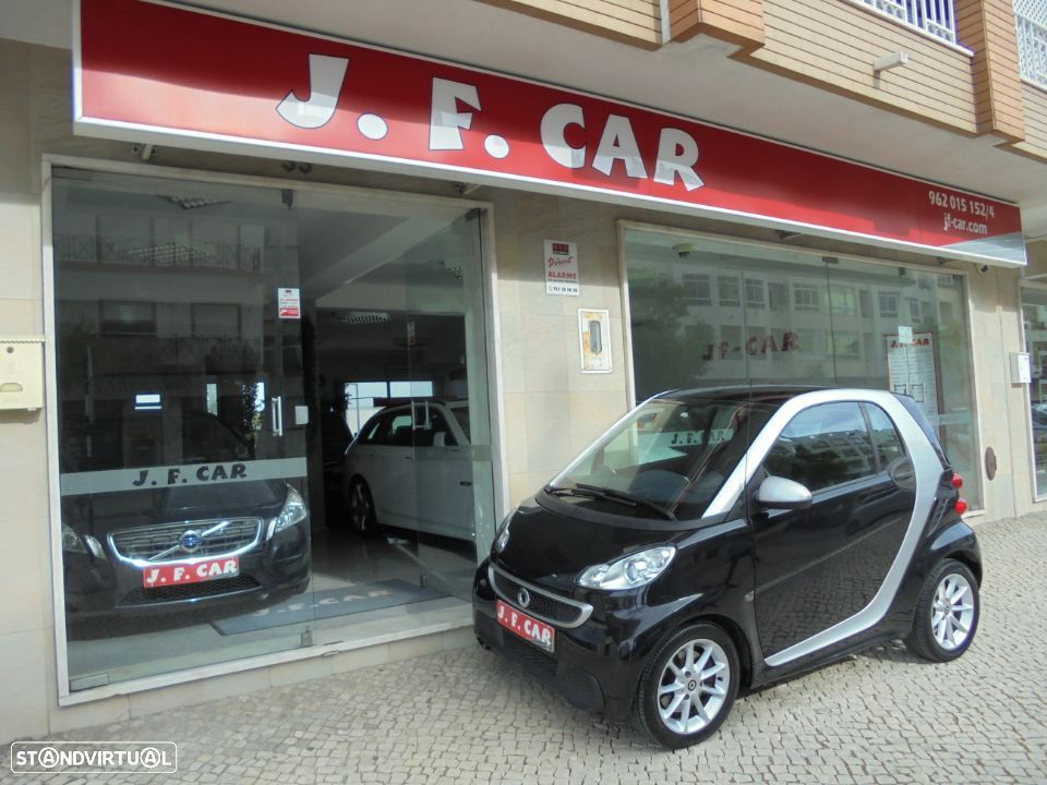 Smart ForTwo CDI PASSION GPS - 26