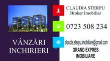 Aceasta apartament de vanzare este promovata de una dintre cele mai dinamice agentii imobiliare din București (judet), Tei: Grand Expres Imobiliare