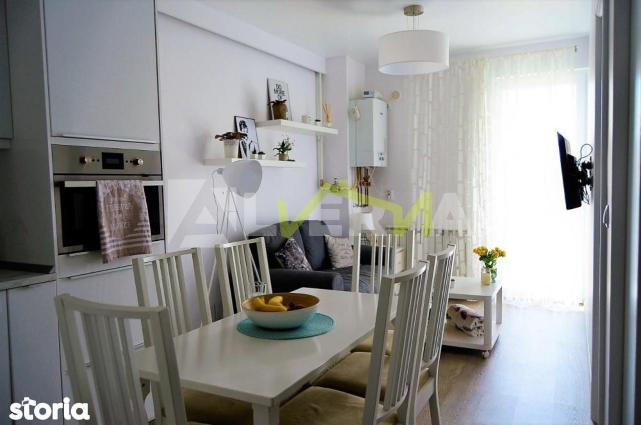 Apartament de inchiriat, Cluj (judet), Strada Nicolae Colan - Foto 5