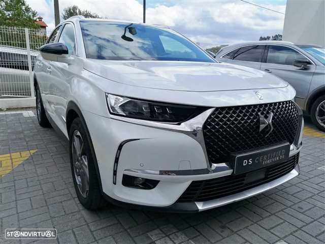 DS DS7 Crossback DS7 CB 2.0 BlueHDi Grand Chic EAT8 - 1