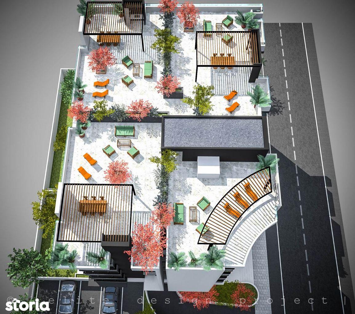 Apartament de vanzare, Constanța (judet), Strada Barbu Catargiu - Foto 4