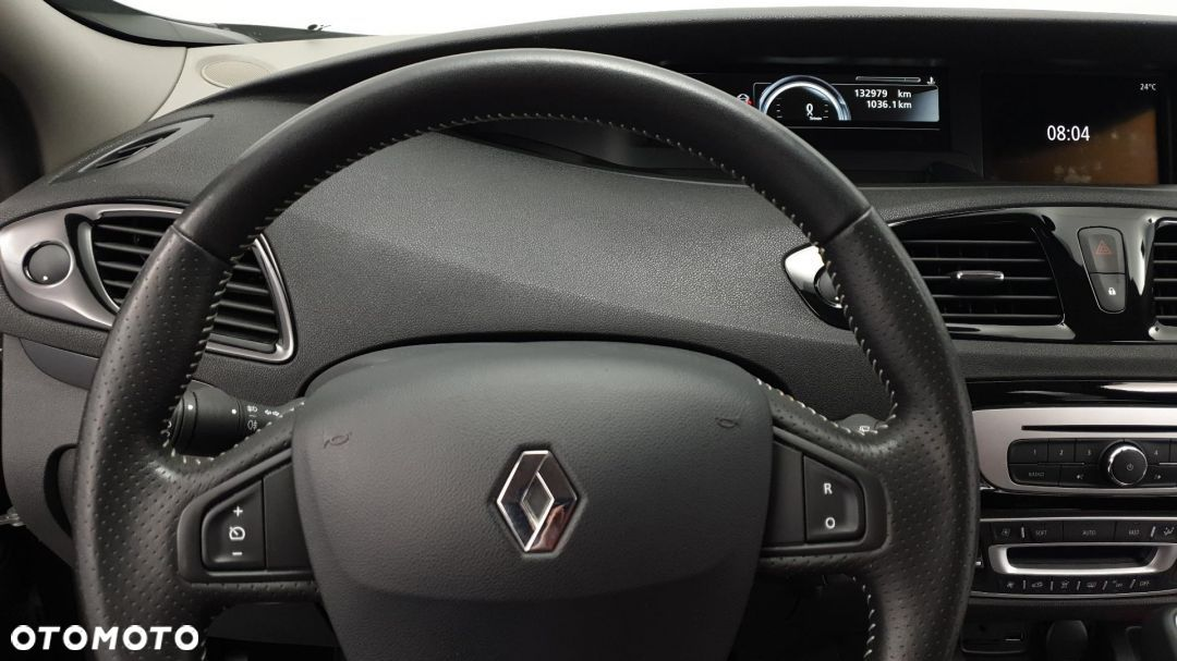 Renault Grand Scenic 1.5 dCi Automat FV23%, system Bose, tempomat - 24