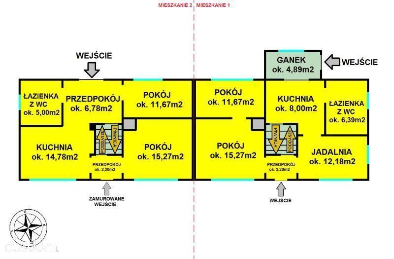 Dom na sprzedaż, Wojnowo, szczecinecki, zachodniopomorskie - Foto 4