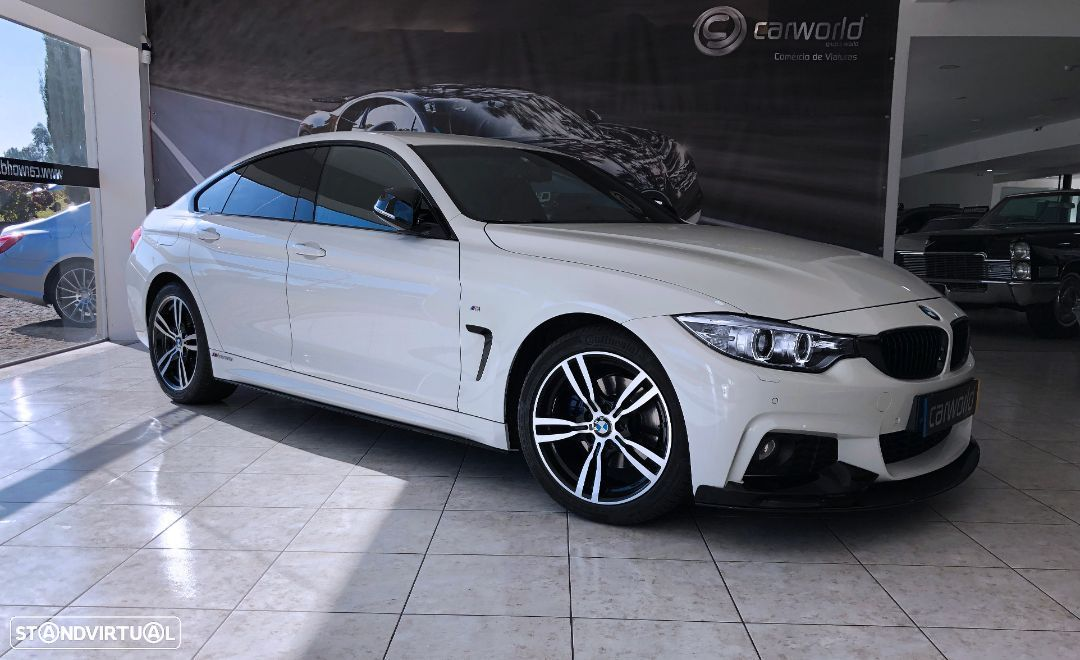 BMW 420 M-Performance Auto - 4