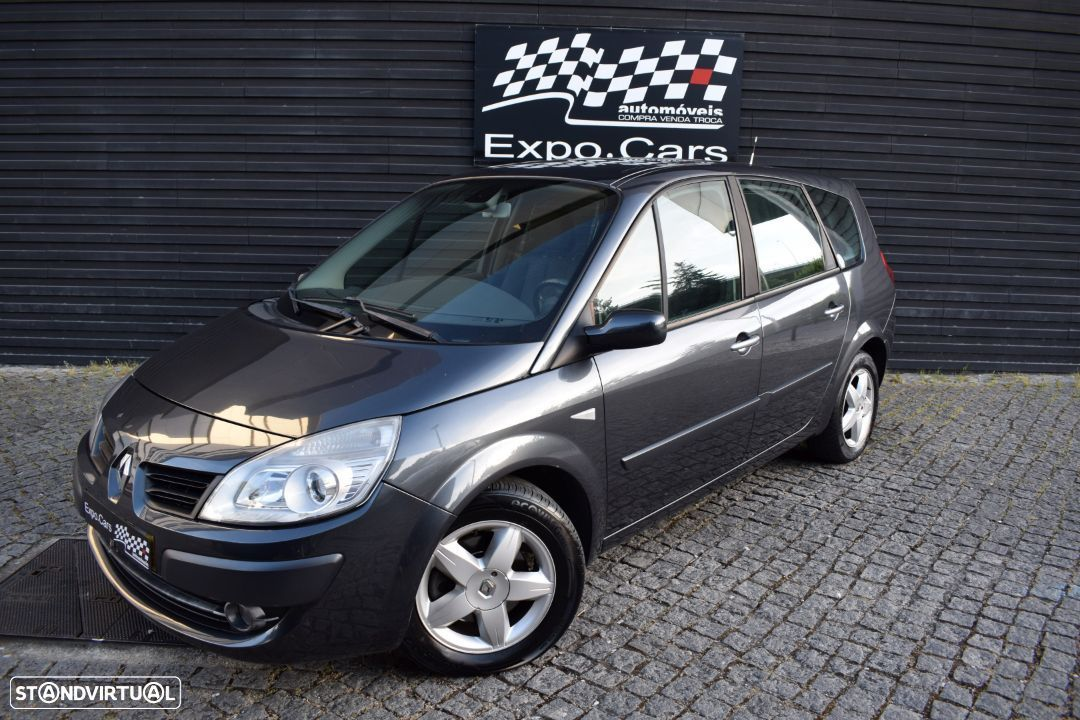 Renault Grand Scénic 1.5 DCI Dynamic 7 Lugares - 1