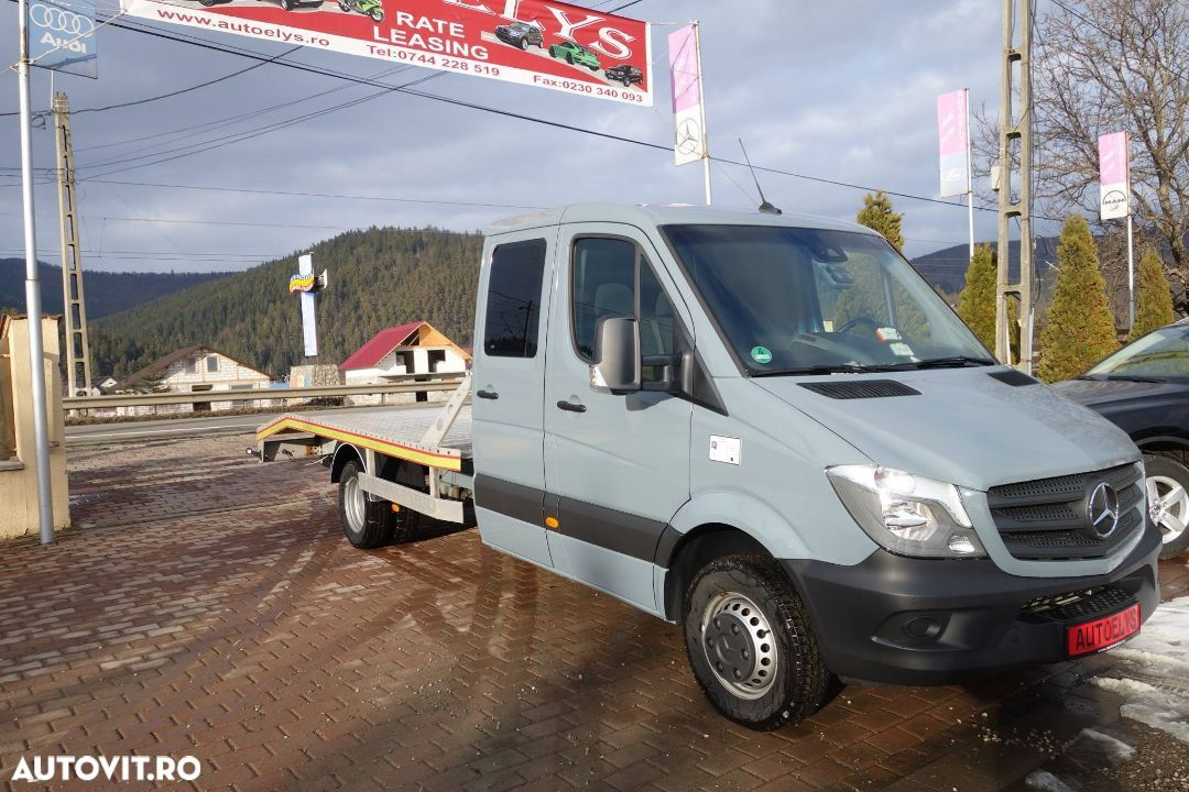 Mercedes-Benz SPRINTER 519 CDI - 14