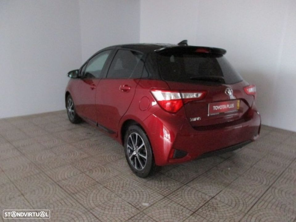Toyota Yaris 1.0 5P SQUARE Collection - 2