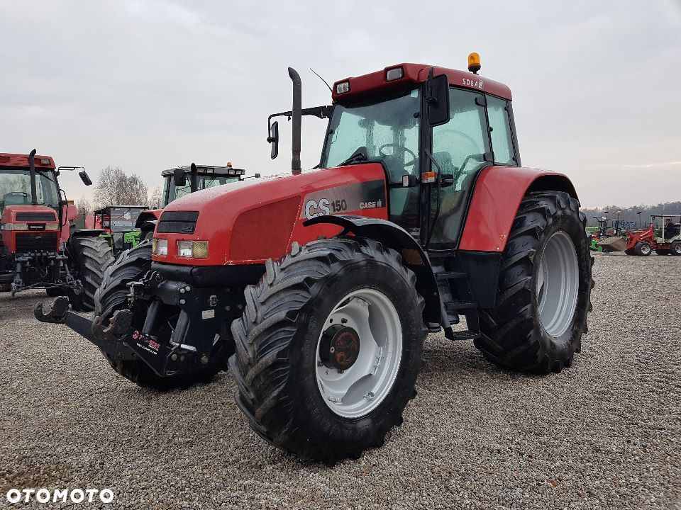 Case IH CS 150 Brutto transport tm MX 130  Case IH CS 150 brutto new tuz transport - 1