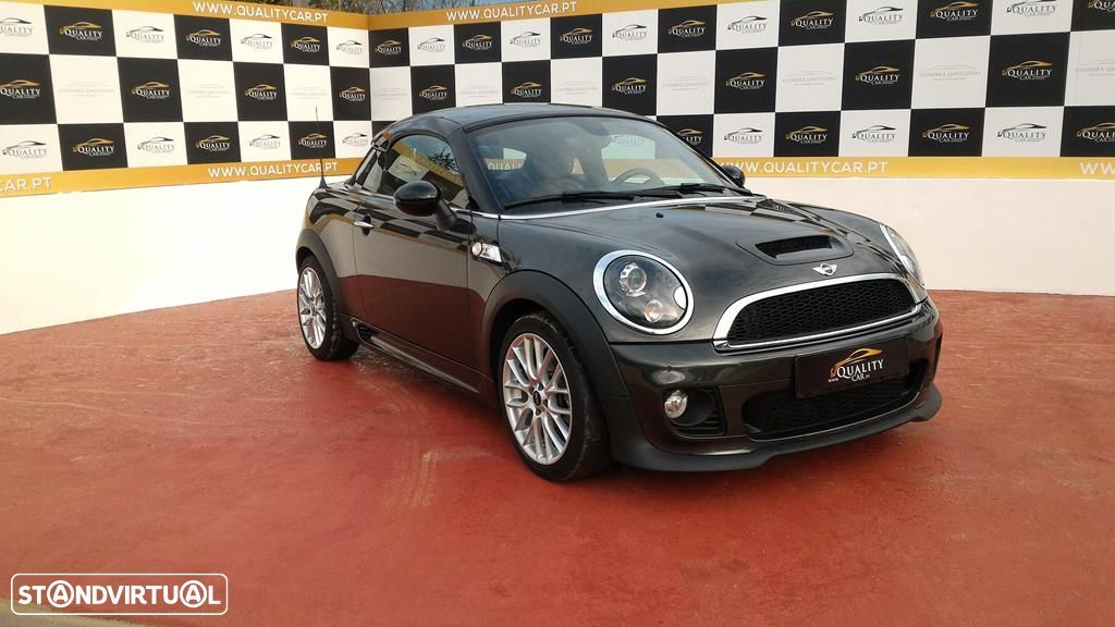 MINI Coupé coupe SD JCW - 1
