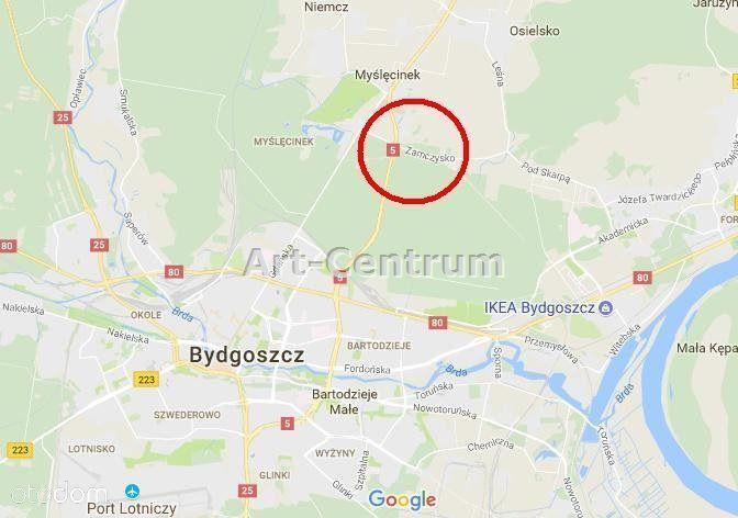 Działka na sprzedaż, Bydgoszcz, kujawsko-pomorskie - Foto 1