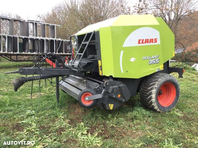 Claas Rollant 355 - 1