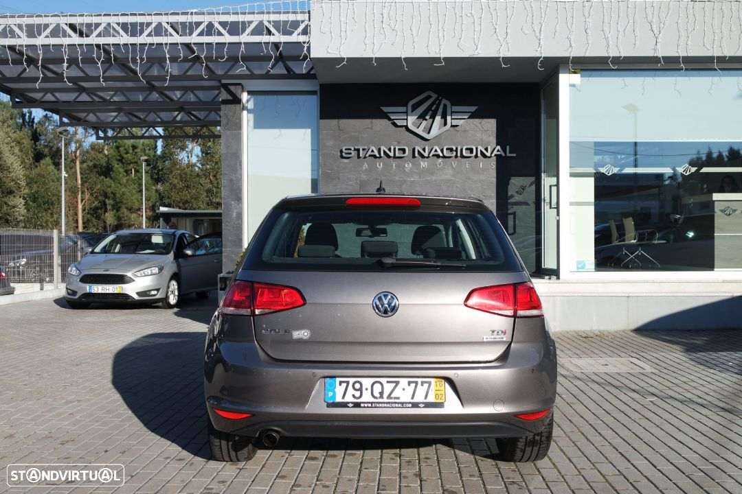VW Golf 1.6TDI DSG GPS EDITION - 6