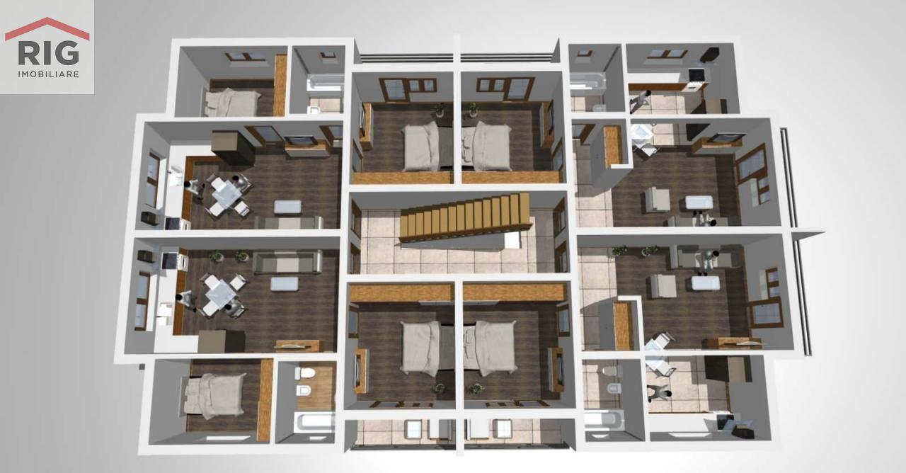 Apartament de vanzare, Arad (judet), Arad - Foto 13