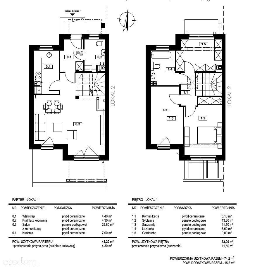Mieszkanie na sprzedaż, Luboń, poznański, wielkopolskie - Foto 7