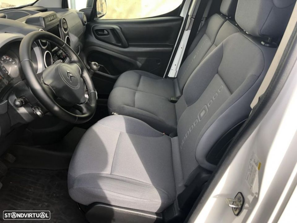 Citroën BERLINGO 1.6 HDI 100CV - 9