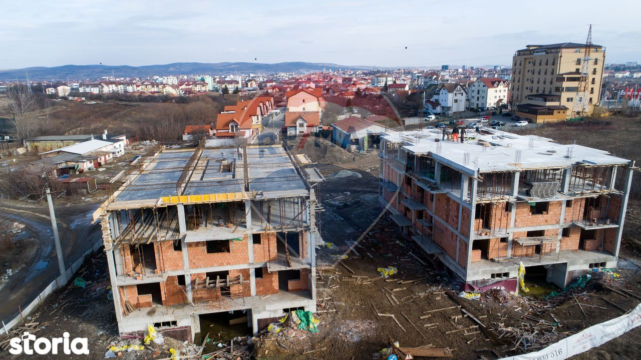 Apartament de vanzare, Sibiu (judet), Șoseaua Alba Iulia - Foto 2