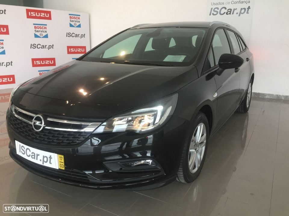 Opel Astra Sports Tourer 1.6 CDTI Edition Active - 1