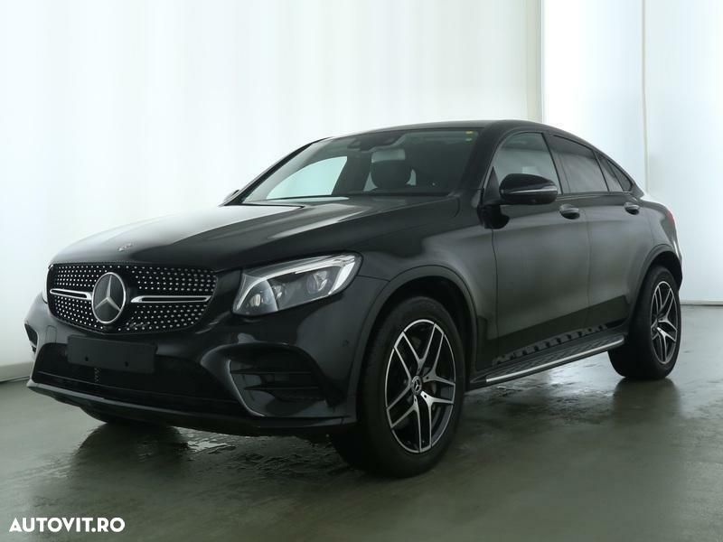 Mercedes-Benz GLC Coupe - 5