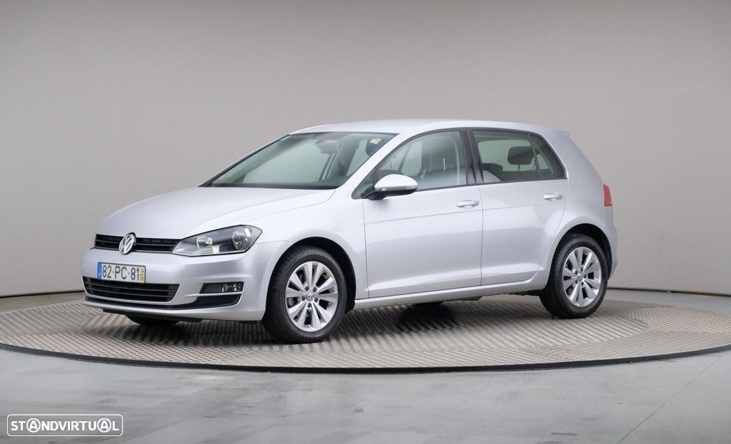 VW Golf 1.6 TDi Confortline DSG - 1