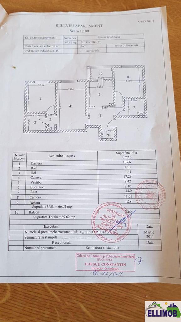 Apartament de vanzare, Bucuresti, Sectorul 4, Oltenitei - Foto 10