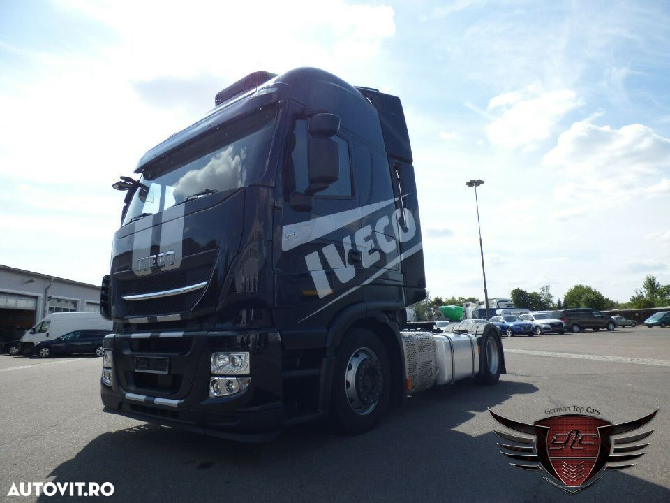 Iveco Stralis 460 Euro 6 2017 Nr. Int 10945 Leasing - 2