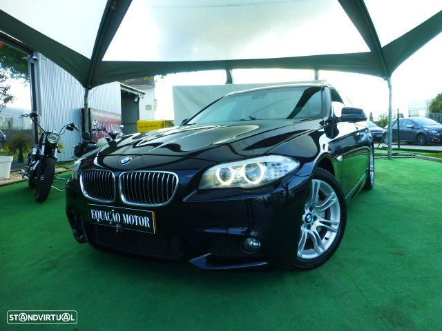 BMW 525 D Touring Pack M - 1