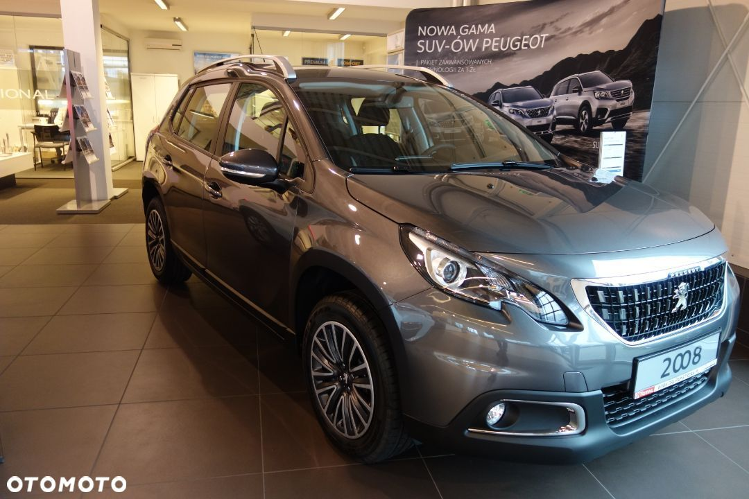 Peugeot 2008 Nowy Active+ Benzyna 82KM - 1