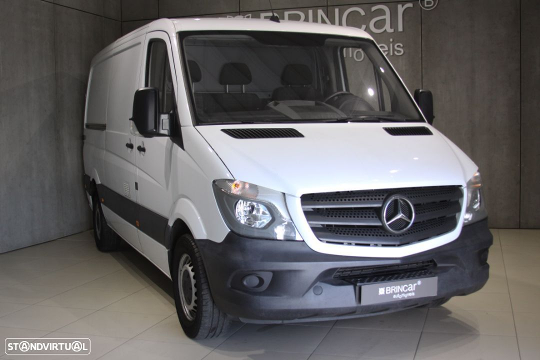 Mercedes-Benz Sprinter 313CDi /43 Ch/Cab RS - 6