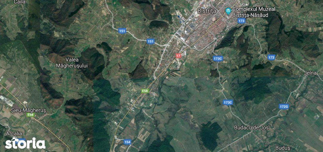 Teren de Vanzare, Bistrița-Năsăud (judet), Strada Armoniei - Foto 1