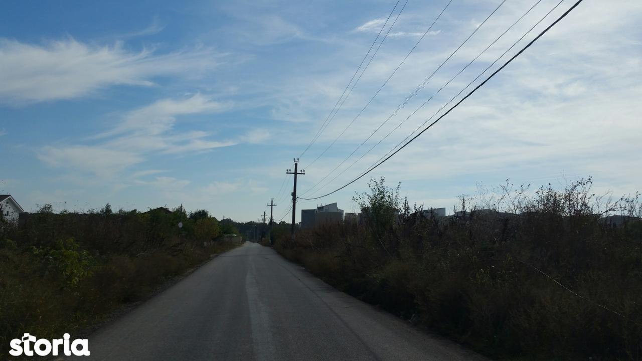 Teren de Vanzare, București (judet), Drumul Agatului - Foto 3