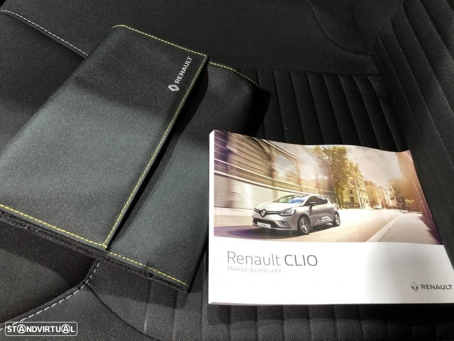 Renault Clio 0.9 TCe Limited GPS 90cv - 39