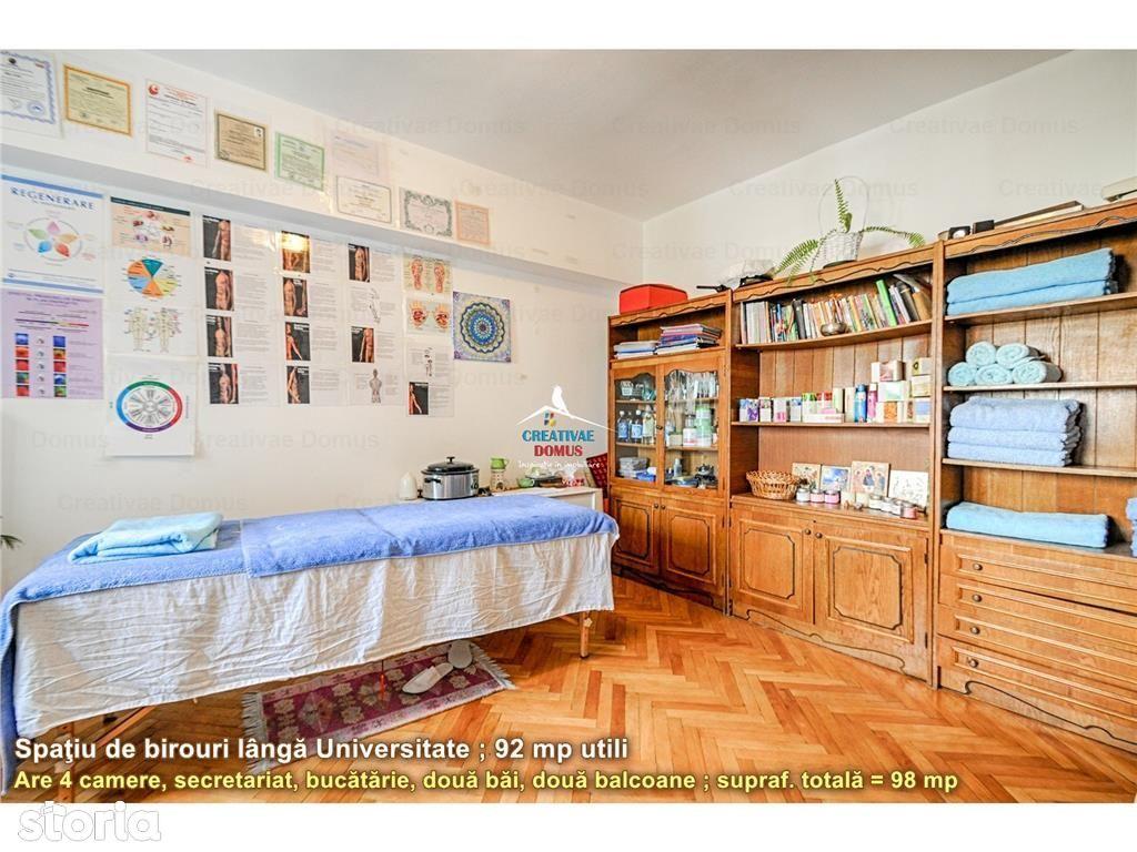 Birou de inchiriat, Bucuresti, Sectorul 1, Universitate - Foto 5