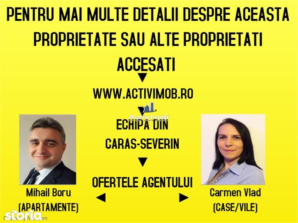 Spatiu Comercial de vanzare, Caraș-Severin (judet), Strada Ion Vidu - Foto 6