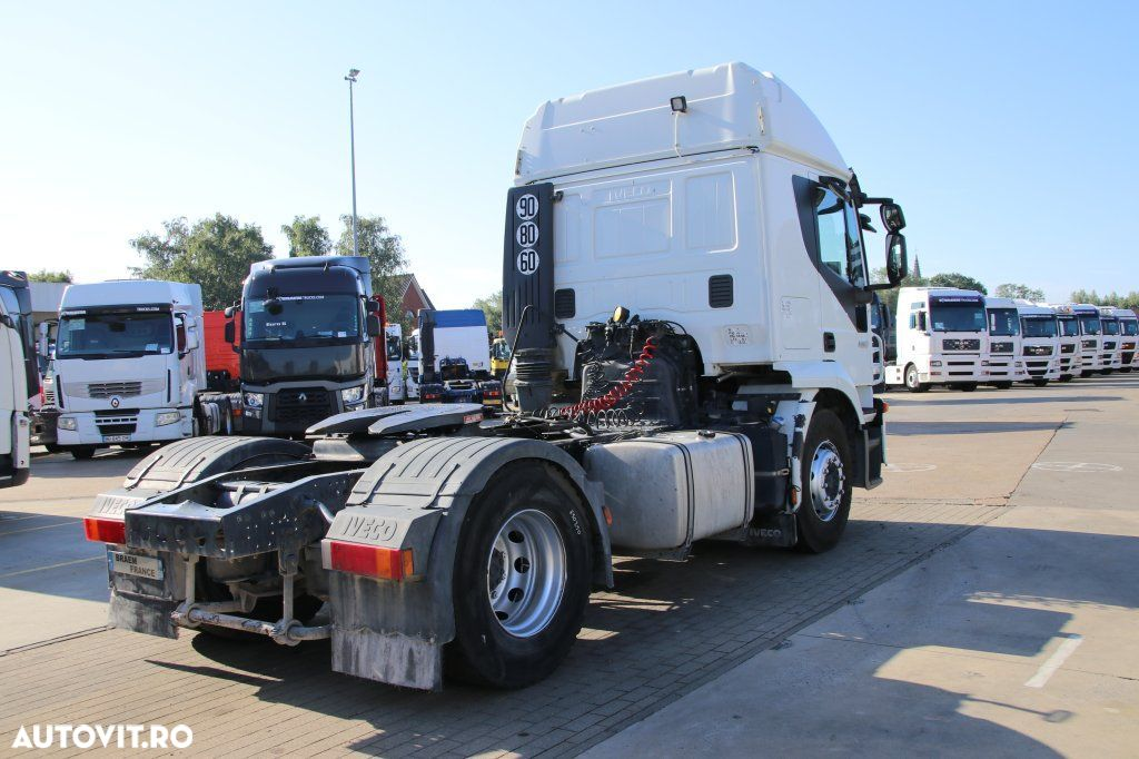 Iveco STRALIS 480+ Manual + Hydr. - 263.600 km ! - 4
