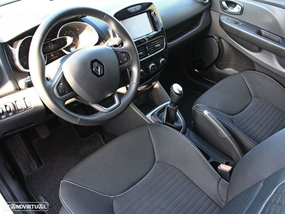 Renault Clio 1.5 dCi Energy 90cv S&S ECO2 Limited - 8