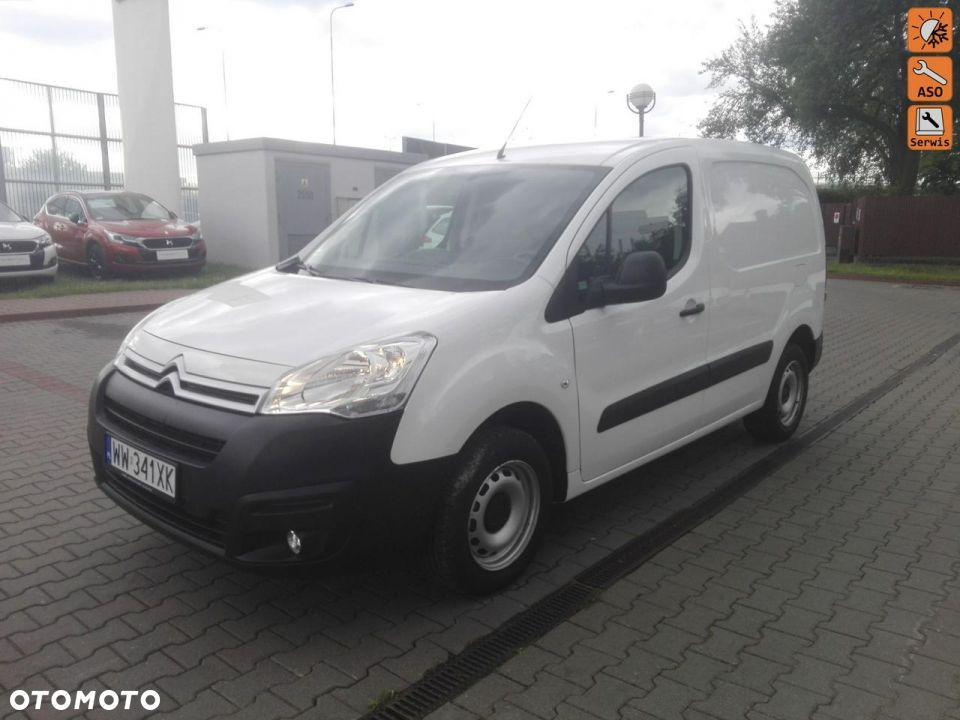Citroën Berlingo  1.6 HDI 90 FEEL E5 - 1