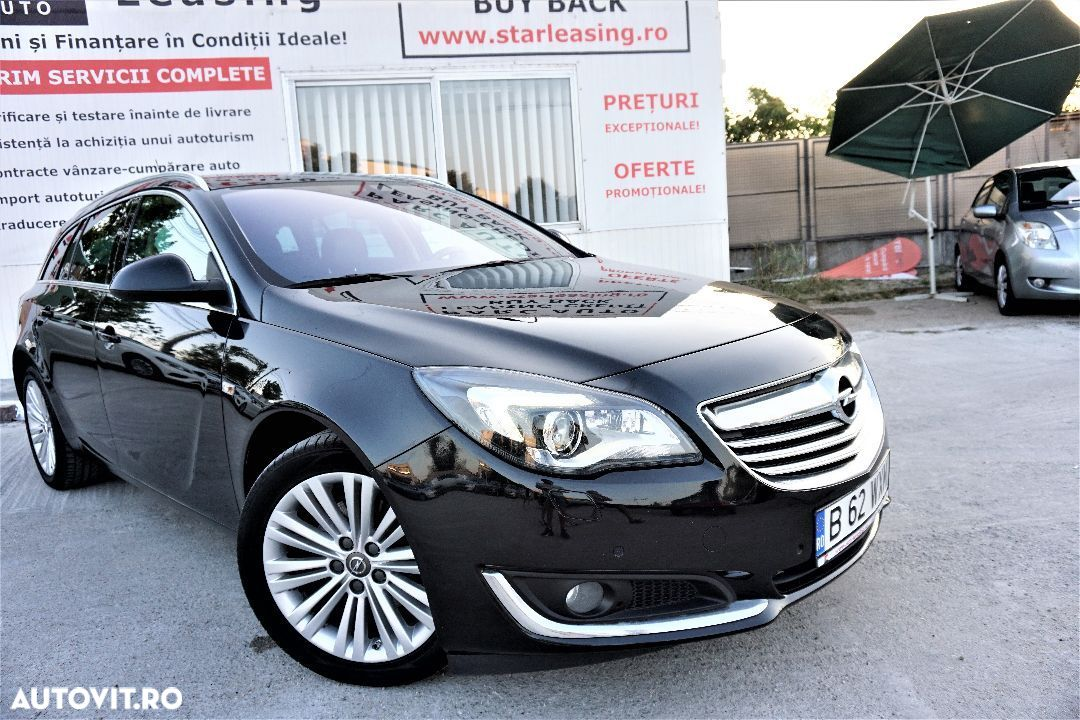 Opel Insignia COUNTRY - 14