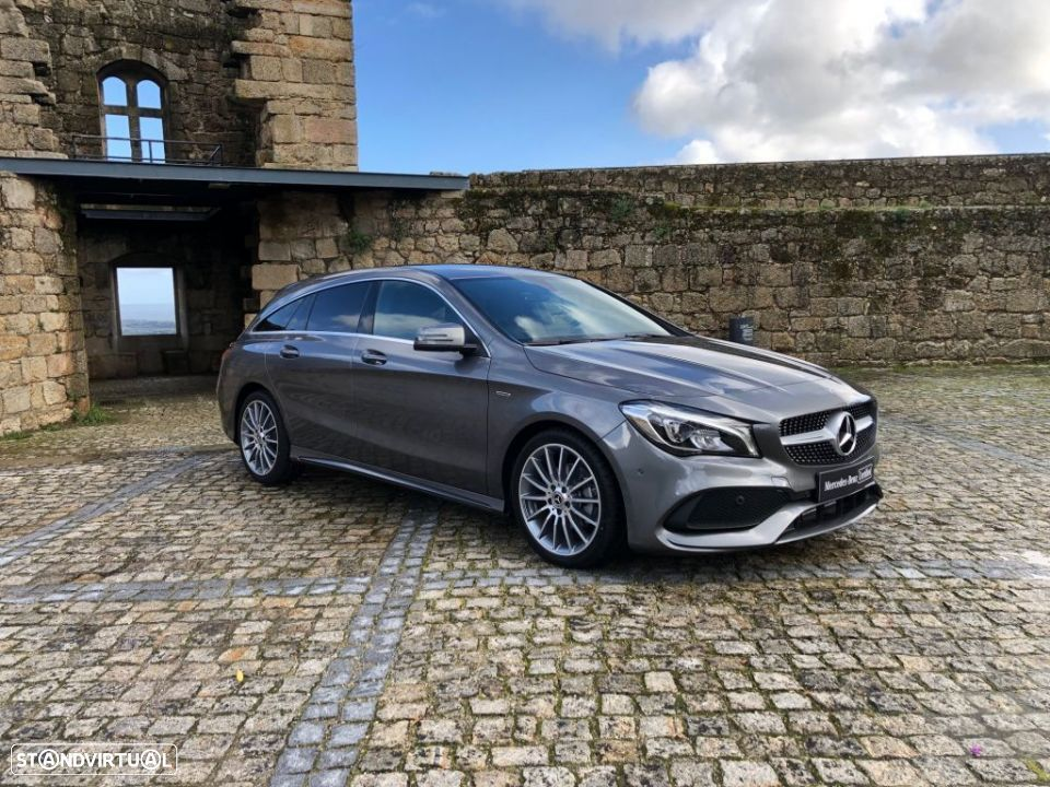 Mercedes-Benz CLA 200 d DCT Shooting Brake - 1