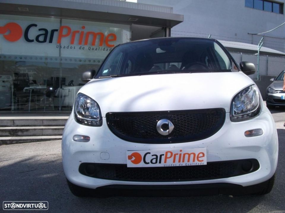Smart ForFour 0.9 edition 1 90 - 1
