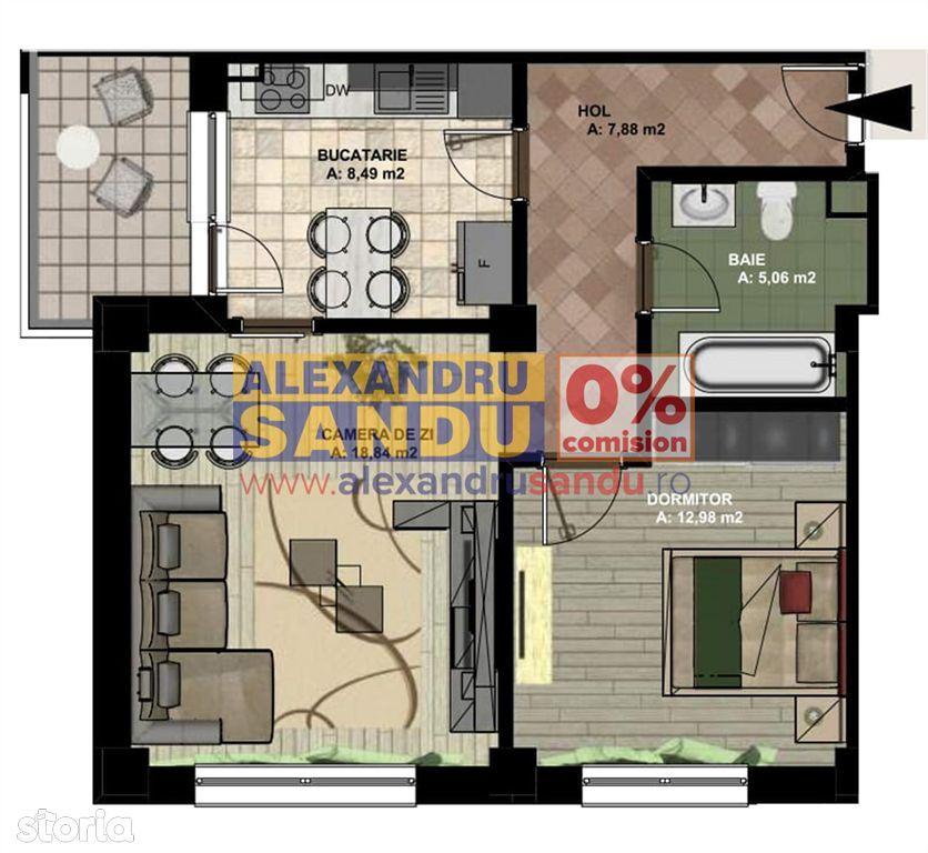 Apartament de vanzare, Pitesti, Arges - Foto 2