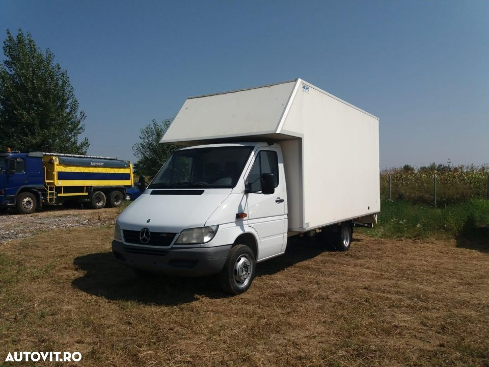 Mercedes-Benz Sprinter 416 cdi  2005  3500kg - 1