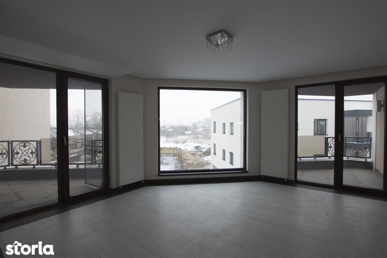 Apartament de inchiriat, București (judet), Drumul Ponoarele - Foto 4