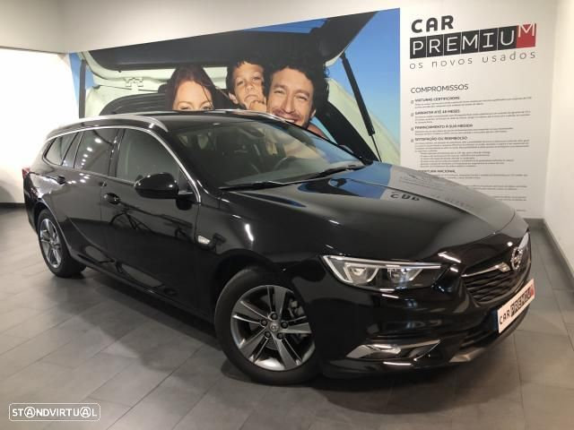 Opel Insignia Sports Tourer 2.0 Selective Turbo D - 1